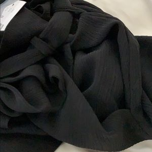 Nordstrom Shorts - Black Drawstring Shorts